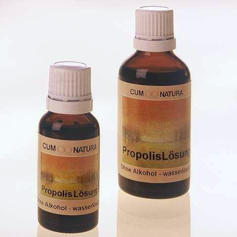 Propolis Lösung ohne Alkohol