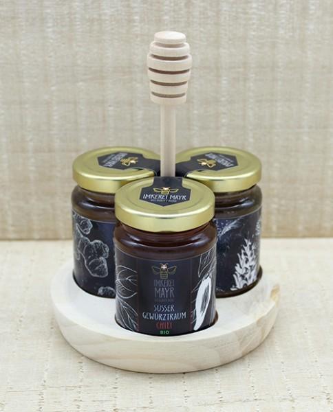Gewürztraum mit Honigständer
