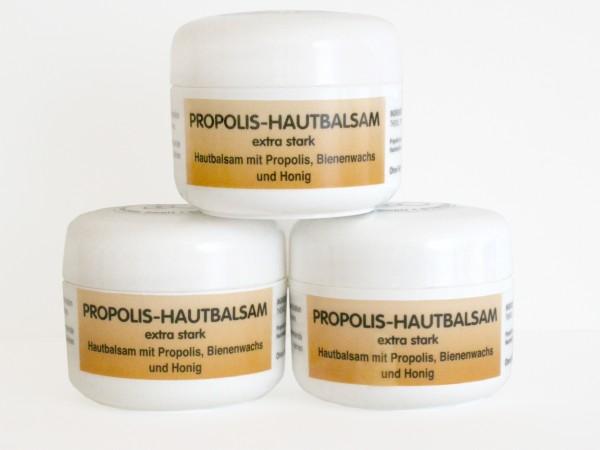 Propolis-Hautbalsam - extra stark