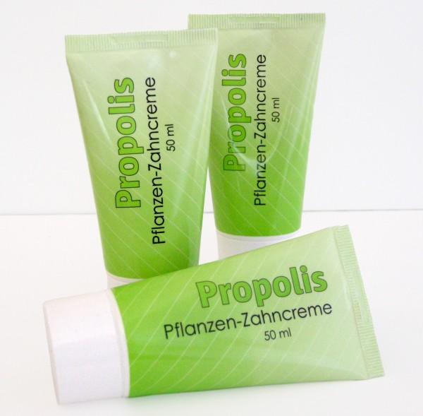 Propolis Pflanzen-Zahncreme