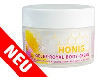 HONIG GELEE-ROYAL BODY CREAM